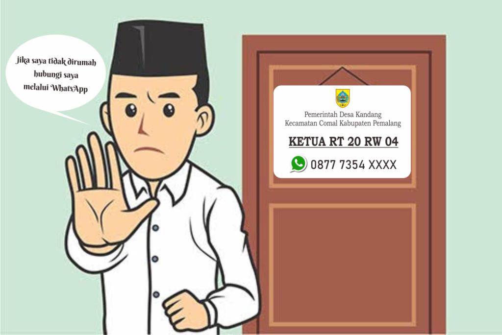 Zaman Online, Kades Berharap Digitalisasi Ditingkat RT